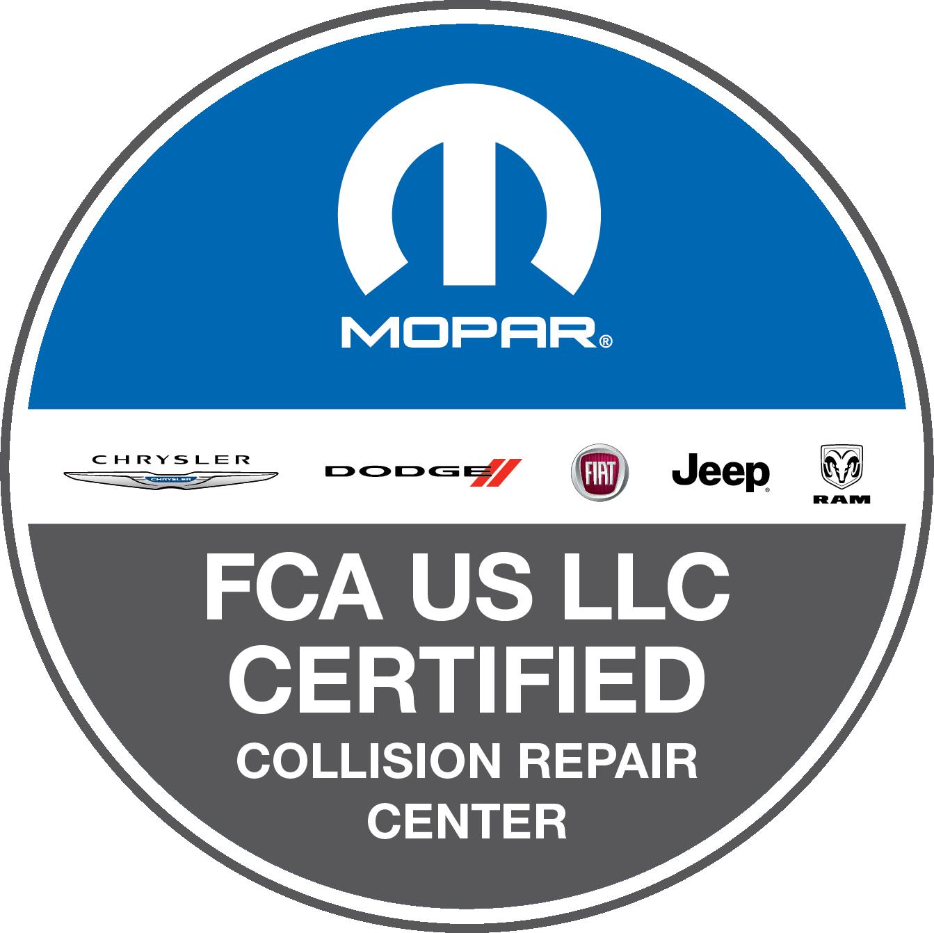 FCA Collision Repair